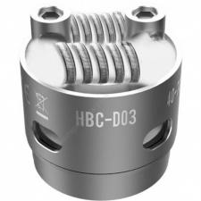 Сменный испаритель D03 Clapton(HBC-D03) GeekVape Eagle Replacement HBC 1шт.0.15ohm 40-70W