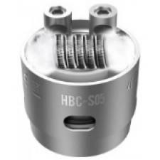 Сменный испаритель S05(HBC-S05) GeekVape Eagle Replacement HBC 0.15ohm 40-70W