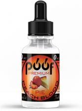 Жидкость PUFF Premium Peach Blood Pie